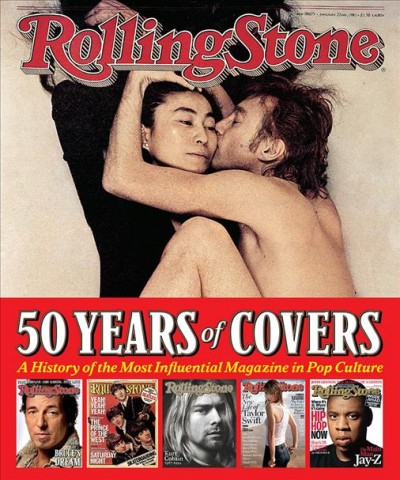Rolling Stone Covers / 50 Years