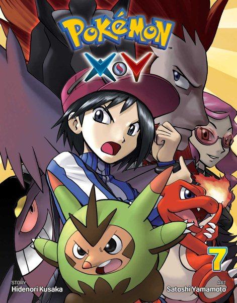 Pokemon X-Y 7