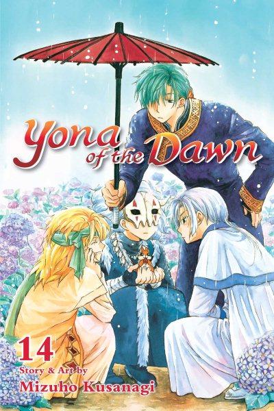 Yona of the Dawn 14