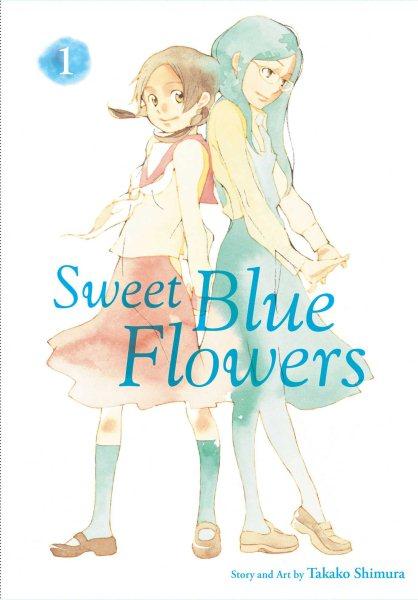 Sweet Blue Flowers 1
