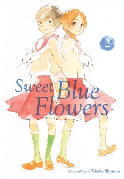 Sweet Blue Flowers 2