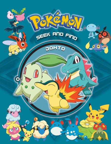 Pokemon Seek and Find - Johto (Pokemon)