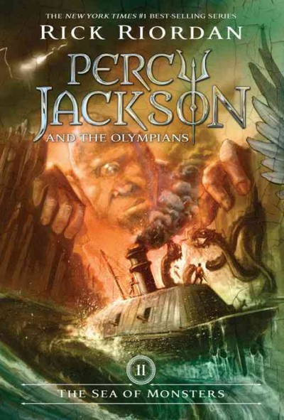 Percy Jackson 2:The Sea of Monsters 波西傑克森2:妖魔之海
