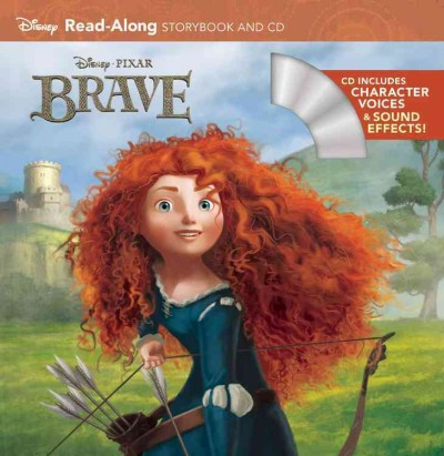 Brave Read-along Storybook