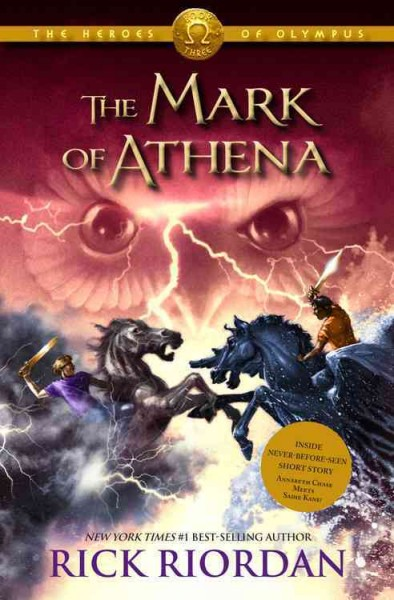 The Heroes of Olympus 3:Mark of Athena 混血營英雄3:智慧印記