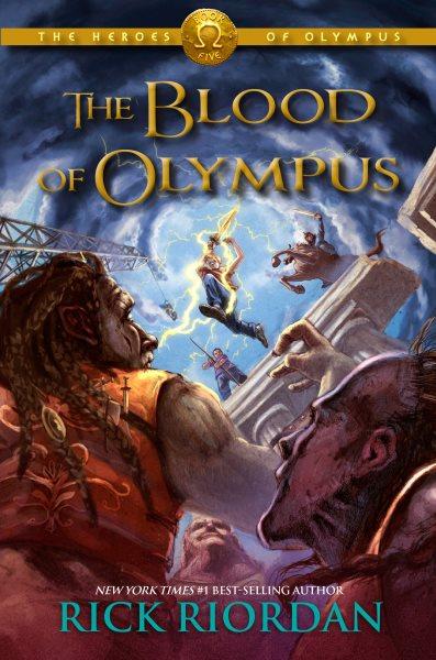 The Heroes of Olympus 5:The Blood of Olympus 混血營英雄5:英雄之血