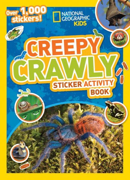 Creepy Crawly Sticker Activity Book