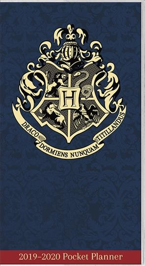 Harry Potter 2019 Pocket Planner