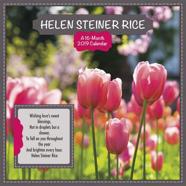 Helen Steiner Rice 2019 Calend(Wall)