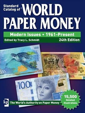 Standard Catalog of World Paper Money 2019