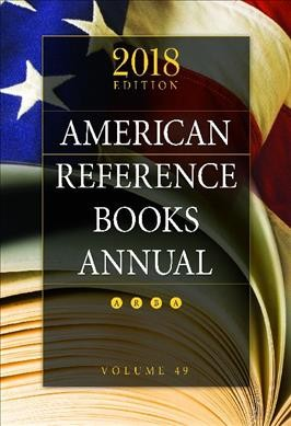 American Reference Books Annual 2018
