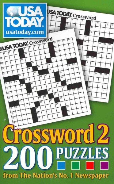 USA Today Crossword 2