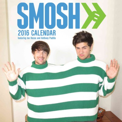 Smosh 2016 Calendar(Wall)