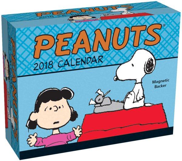 Peanuts 2018 Calendar