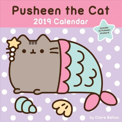 Pusheen the Cat 2019 Calendar
