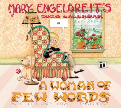 Mary Engelbreit Deluxe 2020 Ca(Wall)
