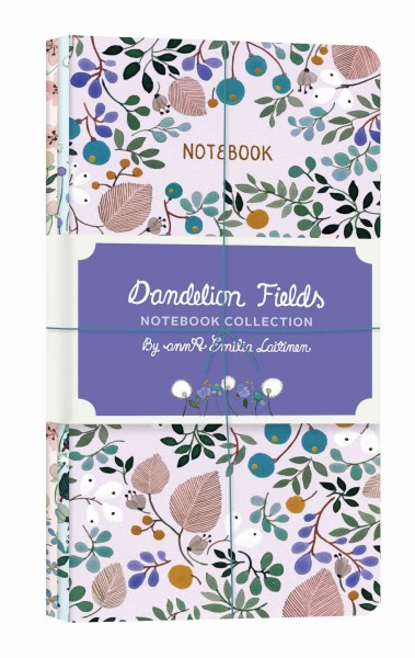 Dandelion Fields Notebook Collection | 拾書所