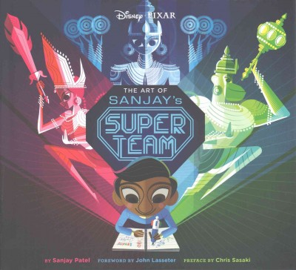 The Art of Sanjay's Super Team