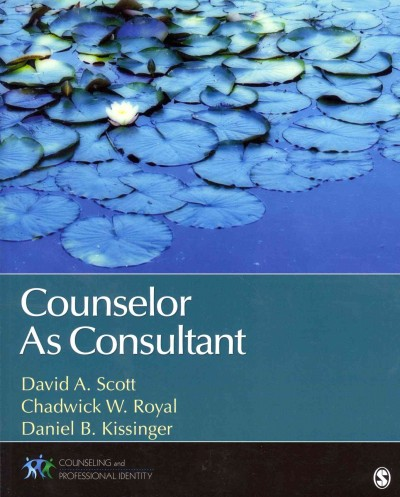 Counselor as consultant /