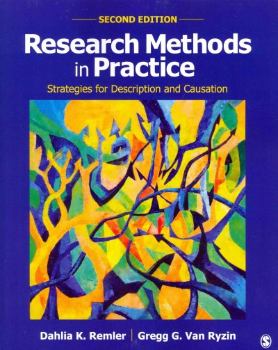 Research methods in practice :  strategies for description and causation /