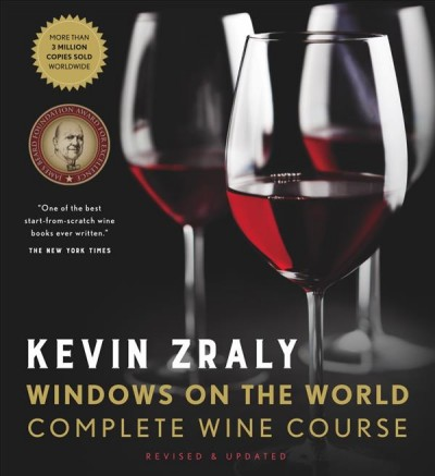 Kevin Zraly Windows on the World Complete Wine Course 2019