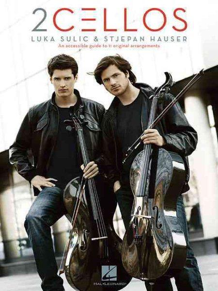 2Cellos Luka Sulic & Stjepan Hauser