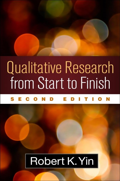 Qualitative research from start to finish /