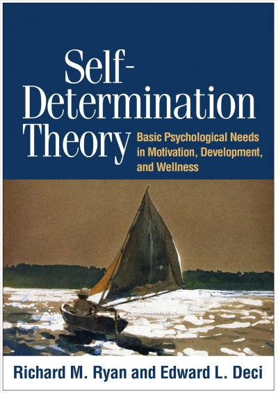 Self-determination theory : basic psychological needs in motivation, development, and wellness