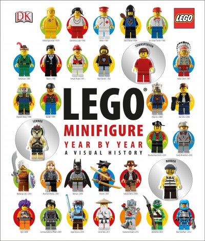 LEGO Minifigure Year by Year