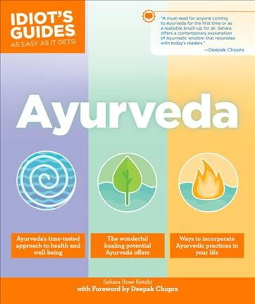 Idiot's Guides Ayurveda