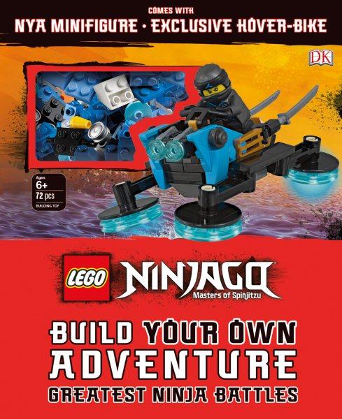 Lego Ninjago - Build Your Own Adventure Greatest Ninja Battles