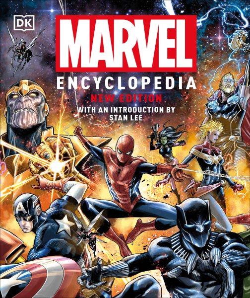 Marvel Encyclopedia- New Edition新版漫威百科大全
