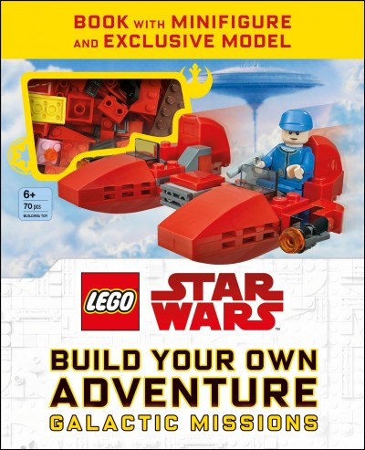 Lego Star Wars - Build Your Own Adventure Galactic Missions