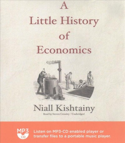 A Little History of Economics(有聲CD)