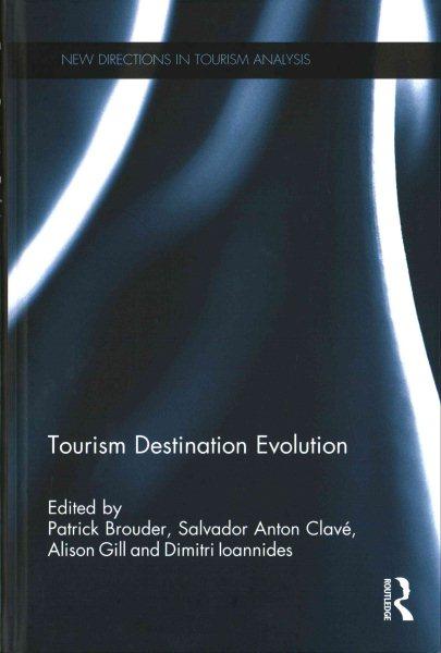 Tourism destination evolution