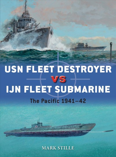 Usn Fleet Destroyer Vs Ijn Fleet Submarine