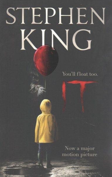 It: film tie-in edition of Stephen King`s IT(牠電影書封)