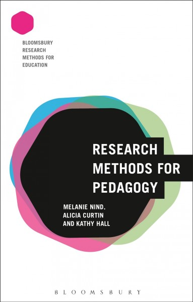 Research methods for pedagogy /