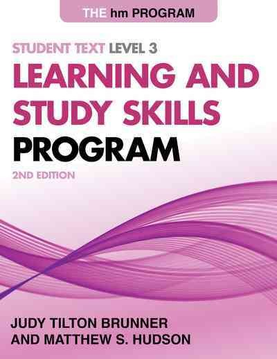The Hm Learning and Study Skills Program, Level 3