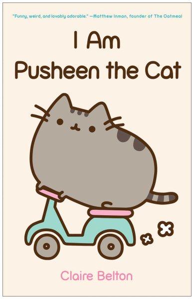 I Am Pusheen the Cat 哈囉!我是胖吉貓!