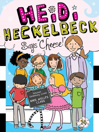 Heidi Heckelbeck Says Cheese!