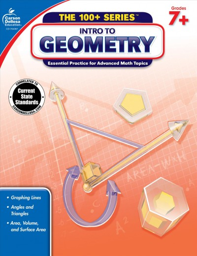 Intro to Geometry, Grades 6 - 8