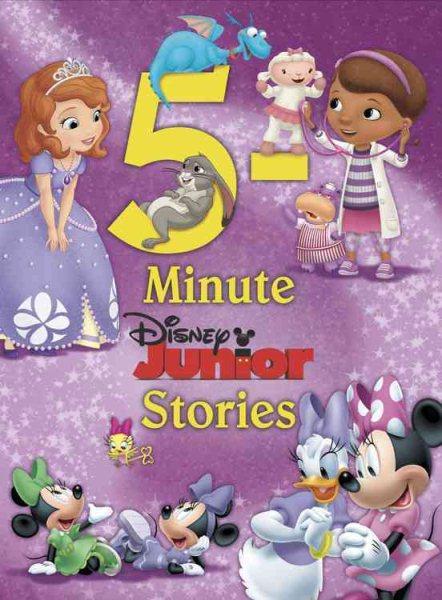 Disney Junior 5-Minute Sofia the First & Friends Stories