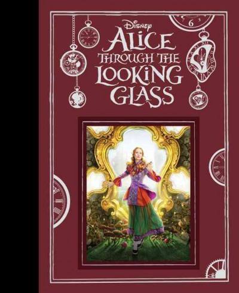 Alice Through the Looking Glass 魔境夢遊:時光怪客電影小說
