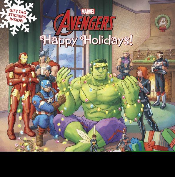 Marvel Avengers Happy Holidays!