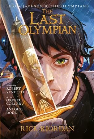 Percy Jackson and the Olympians the Last Olympian