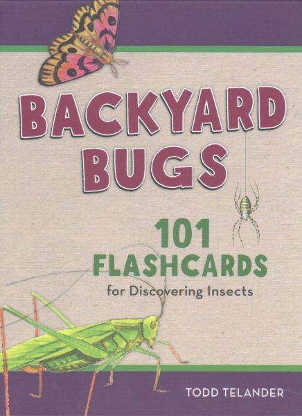 Kids' Bug Spotting Flashcards
