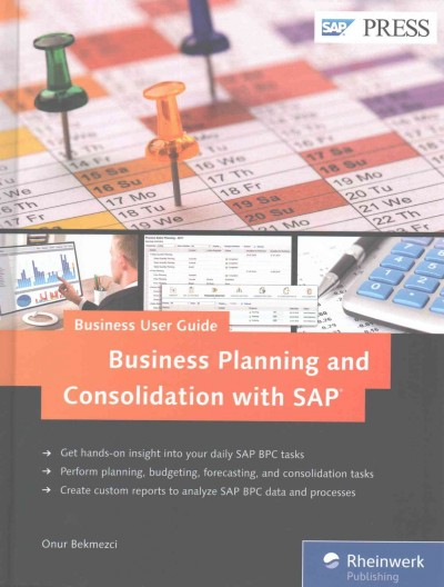 Business Planning and Consolidation With Sapractical Guide