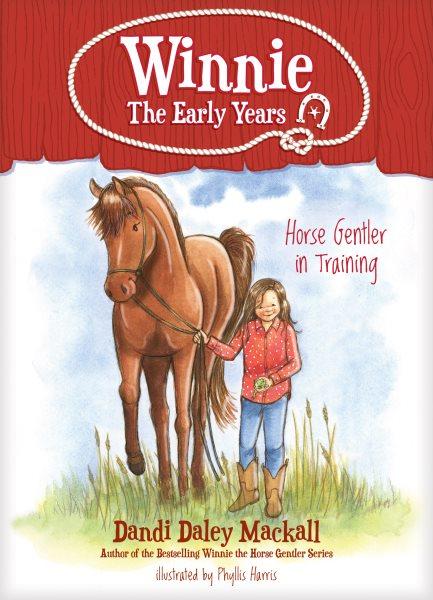 Horse Gentler in Training