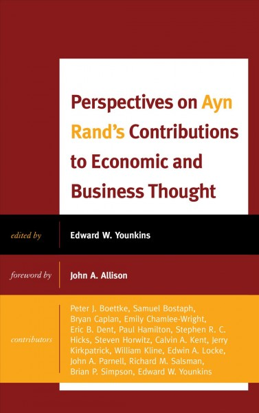 Perspectives on Ayn Rand\
